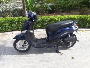 Yamaha Nozza xanh dương đời 2013