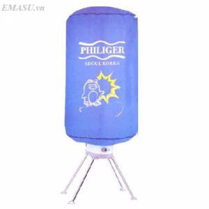 Máy sấy quần áo Philiger SCD7180 (SCD-7180) – 10 Kg