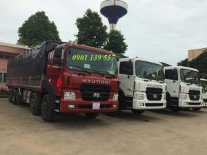 Xe tải thùng nhôm HD360 nhập khẩu tặng định vị gps, phù hiệu vận tải.