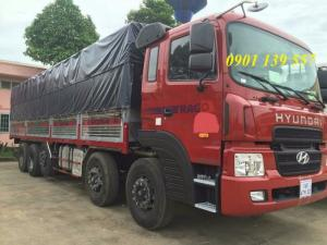 Xe tải thùng nhôm HD360 nhập khẩu trả góp lãi suất thấp
