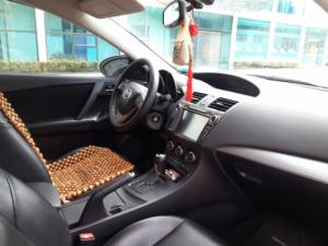 Bán xe Mazda 3s chính chủ sản xuất 2014 màu trắng số tự động