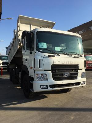 Giá xe ben HD270 máy cơ đời 2017 giao xe trong ngày.