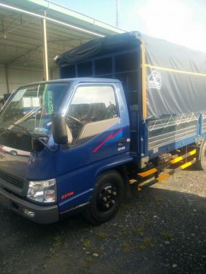 Xe tải IZ49 Động cơ ISUZU có AC 2,4 tấn...