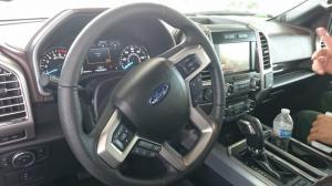 Ford F150 Platinum