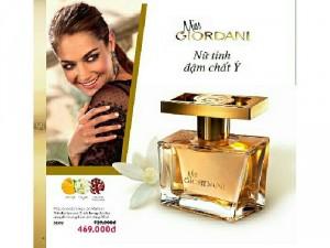 Nước hoa Miss Giordani