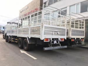 Hd320 máy cơ 340ps thùng inox nhập khẩu nguyên chiếc tặng option trago