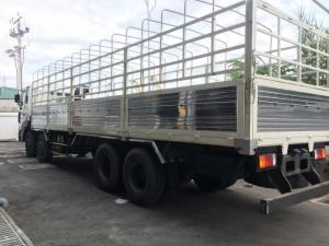 Xe tải Hd320 máy cơ thùng inox nhập khẩu nguyên chiếc tặng option trago