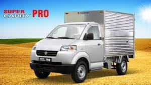 Suzuki Vũng Tàu chuyên phân phối và bán lẻ các dòng xe tải Pro giá tốt !!
