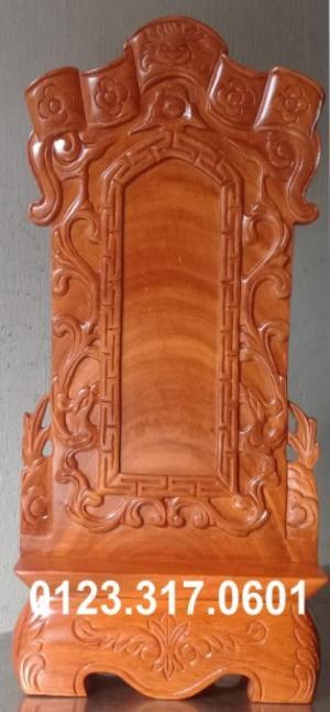 Bài vị thờ, linh vị thờ, long vị thờ bằng gỗ tại tphcm