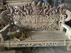 Đồ gỗ nội thất cao cấp  sản phẩm ung ý