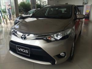 Toyota Vios 1.5E 2017