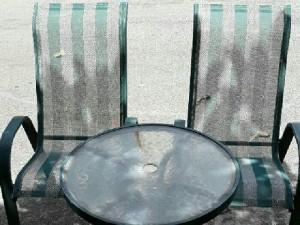 Bộ bàn ngoài trời