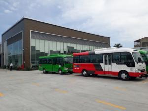 Đại lý xe tải Hải Phòng Thaco Trọng Thiện