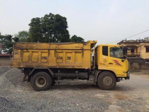 Hoàng Huy 2014 xe ben 8 tấn cần bán