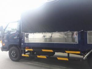 Xe tải 7 tấn HD99 HYUNDAI Đô Thành  khuyến mãi trước bạ