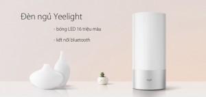 Đèn Thông Minh Xiaomi Yeelight Bedside Lamp Kết Nối Bluetooth, Sử Dụng App Để chỉnh độ sáng - MSN181271
