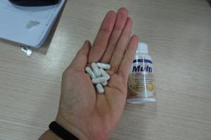 Thưc phẩm hỗ trợ tăng cân Multivitamin nhập khẩu Thái Lan