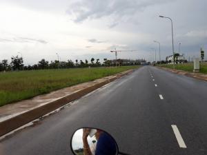 Bán lô 192m2, mặt đường 21m tiện để ở và kinh doanh đầu tư