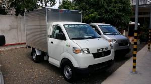 Suzuki Vũng Tàu chuyên phân phối và bán lẻ các dòng xe tải nhập khẩu Super Carry Pro