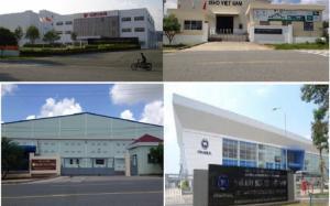 Phá Sản Sang Gấp 525m2(21x25m) Đất Chợ Và 4 Dãy Nhà Trọ Trong Kcn Nhật - Hàn