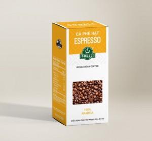 Cà Phê Gudeli Espresso 100% Arabica