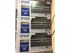 Máy in epson t60 gắn mực liên tục