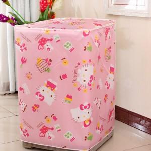 Áo Trùm Máy Giặt Cửa Trên A Satin Loại Dày, Kích thước: 83x55x55 cm  - MSN383227