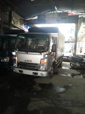 Bán xe tải Jac 3 tấn 5 đời 2017, trả góp 95%