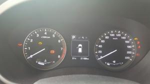 Bán Hyundai I20 Active 1.4AT màu đỏ nhập 2015 đi 21000km