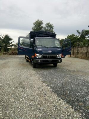 Xe tải đô thành hd99 thùng mui bạt 6500kg. dothanh hd99 tại Cần Thơ