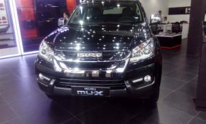 Tháng 9 mua xe 7 Chỗ Isuzu Mu-X, nhận ngay quà tặng tiền mặt 60 triệu đồng