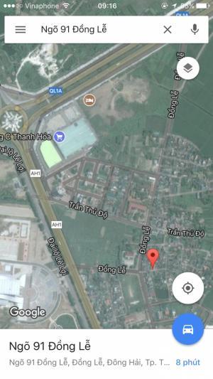 Cần bán lô đất thổ cư phường Đông Hải