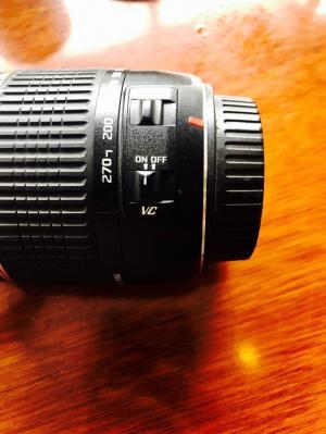 Lens Tamron 18-270