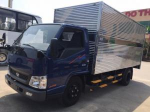 Cần bán  chiếc xe IZ49  2.5 tấn  hảng hyundai nhập khảu từ Hàn Quốc đời 2017