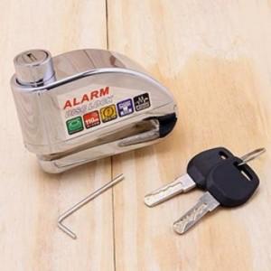 Ổ Khóa Chống Trộm Thông Minh Alarm LT8303, Chất liệu hợp kim kẽm - MSN388251