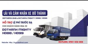 Hyundai tải trọng cao: Lái thử và trải nghiệm Hyundai HD99 6.5 tấn