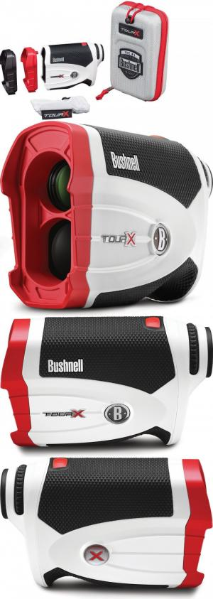 Ống nhòm chơi Golf Bushnell Tour X - Hàng Mỹ