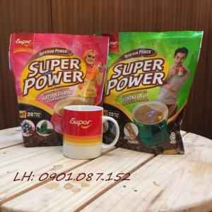 Combo Super Power Coffee (5in1, 6in1)