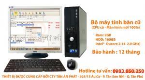 Máy tính bàn cũ giá rẻ tại Đà Nẵng