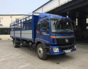 Xe tải Thaco Auman C160 tải trọng 9,3 tấn đời 2017