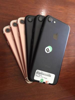 Shop Mới Về Ít Iphone 7 32gb Zin Mới 99,9% Hàng Mỹ Gía Cực Rẻ Sốc Zin Chưa Bung