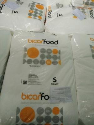 Sodium Bicarbonate(Baking Soda)_Nhập khẩu Thái Lan