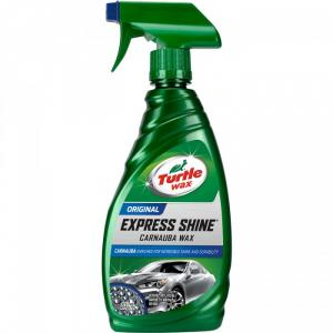 Chai xịt bóng nhanh sơn xe Turtle Wax Express...