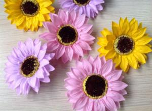 Hoa Sáp Hướng Dương ( 7.5 cm)