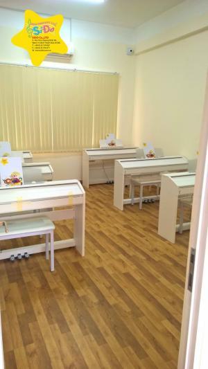 Trung tâm SiDo cho thuê phòng dạy học