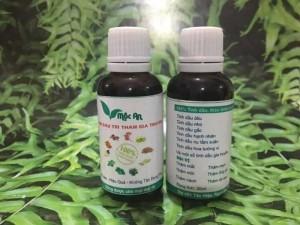 Tinh dầu từ thảo dược thiên nhiên trị các vết thâm do mụn để lại, đầu gối ,khủy tay