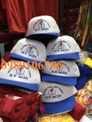 In mũ trong ngày, áo xanh tình nguyện