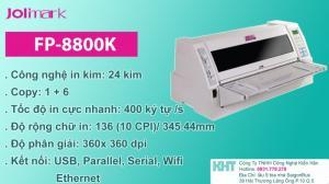 Máy in kim Jolimark FP8800K- Máy in kim- Jolimark