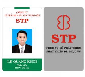 Chuyên in ấn các loại thẻ nhựa, thẻ chấm công, thẻ móc khóa, thẻ giữ xe, namcecard nhựa Hỗ trợ thiết kế