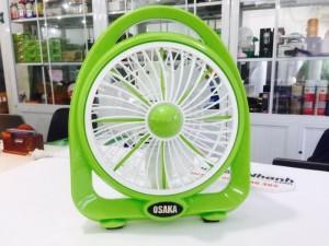 Quạt Mini Fan Để Bàn DH-809 Điều Chỉnh Tốc Độ Cực Mát